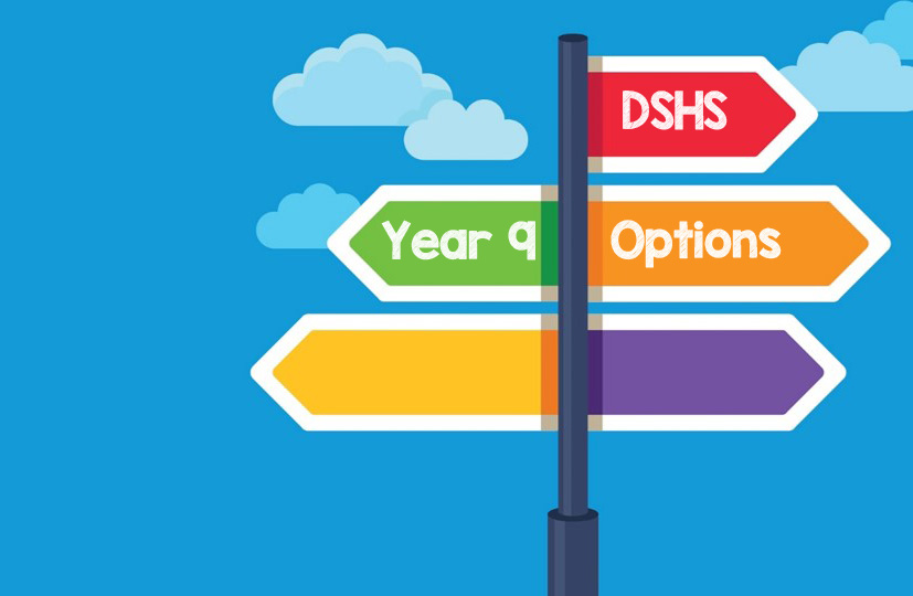 Year 9 into Year 10 Options